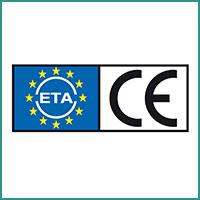 Abbildung ETA Zulassung