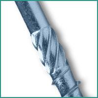 Konstruktionsschraube Detail Schaftfräse