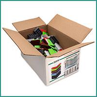 Unterlegplatten Karton Set
