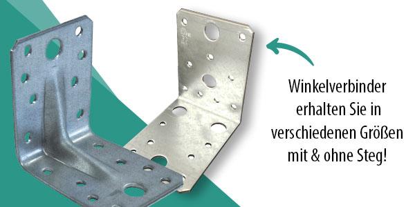 Abbildung Winkelverbinder erhältlich