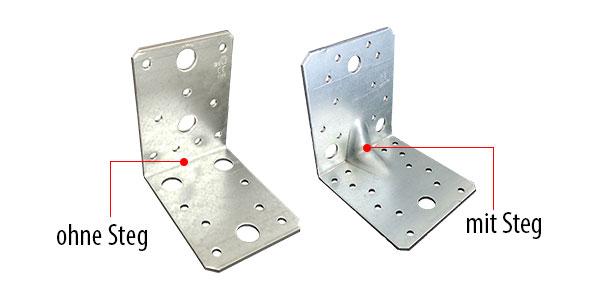 Abbildung Winkelverbinder details