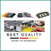 Verglasungsklötze made in Germany