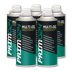 MULTI OIL 5 x 400ml
